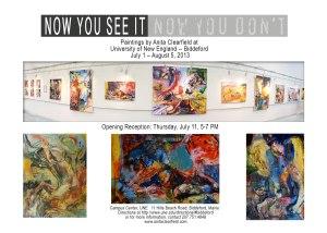 anita art show